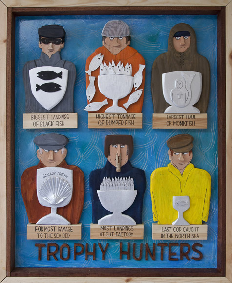 Trophy Hunters by Mike McDonnell